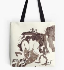 """""""Cleaning Holly"""" Tote Bag"""