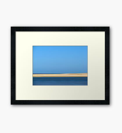 Escape Framed Print