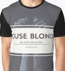 House Blonos Graphic T-Shirt