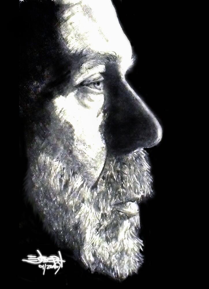 Big Ben (Bernanke, that is) by ejosephdesign