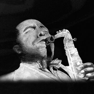 Saxophone Player - Charlie Parker by PeakeCreations