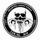 WEST VIRGINIA STARVING ARTIST UNION by willeyworks