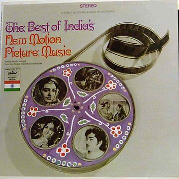 India, Indian, Bollywood, Film, Music, Best, Motion Picture, lp by Vintaged