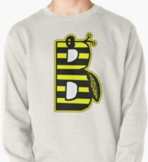 THE LETTER B - 2018- 40 DAY CHALLENGE - HAND DRAWN - GRAHIC ALPHABET  Pullover