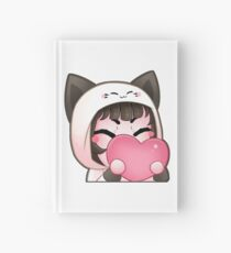 HUG Emote (Choco-Berri) Hardcover Journal