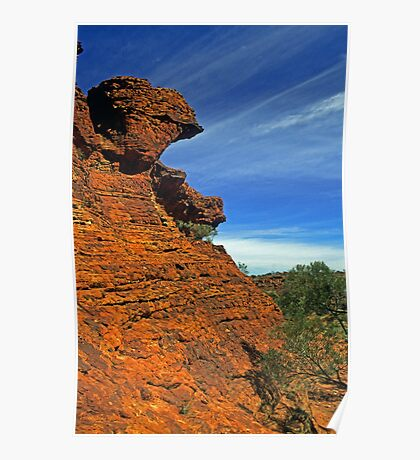 Mighty Kings Canyon Poster