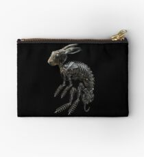 BIO-MECHANICAL ZOMBUNNIE Studio Pouch