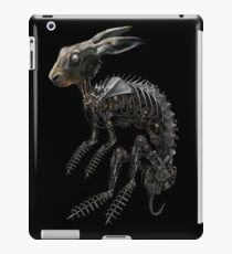 BIO-MECHANICAL ZOMBUNNIE iPad Case/Skin