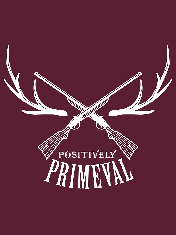 Positively Primeval - for dark fabrics by kayemgi