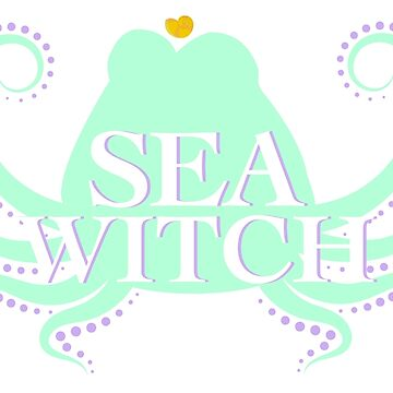 Sea Witch - for dark fabrics  by kayemgi