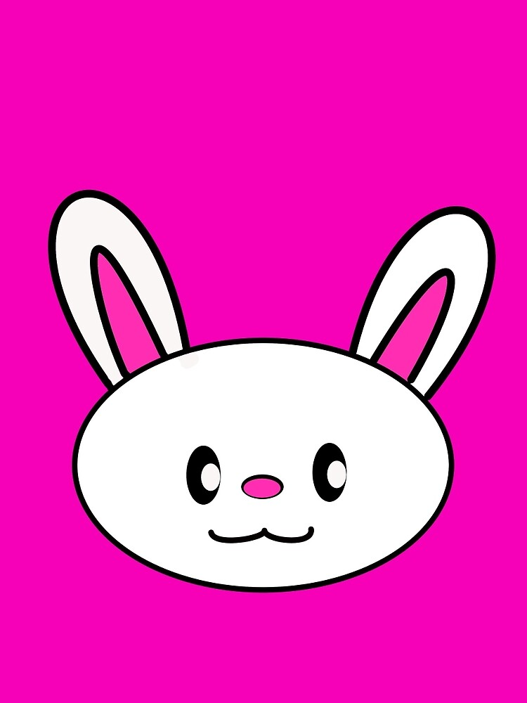 Pink Rabbit by Nehimy