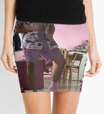 mua pink  Mini Skirt
