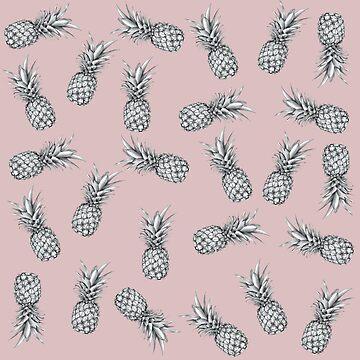 Pineapple pattern by ValentinaHramov