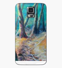 Trees and roots Case/Skin for Samsung Galaxy
