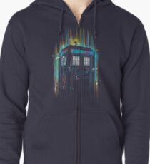 regeneration is coming  V2 Zipped Hoodie