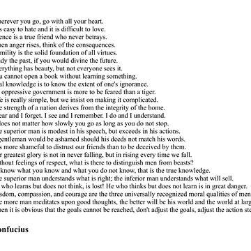 Confucius Quotes by qqqueiru