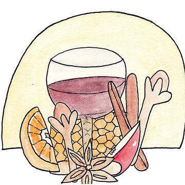 Mulled Wine  by chaoticginger