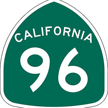 California State Route 96 by PZAndrews