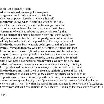 Sun Tzu Quotes by qqqueiru