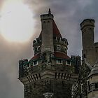 casa loma sun by Perggals© - Stacey Turner