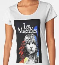 les miserables Women's Premium T-Shirt