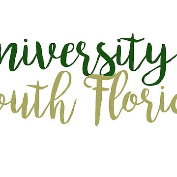 University of South Florida by livcolorful