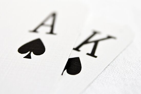 Playing Cards by Wendy Kennedy