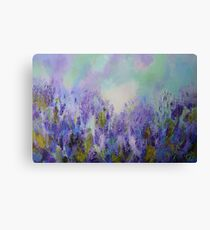 Memory of Lavender Canvas Print