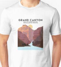 Grand Canyon Escalante Route Unisex T-Shirt