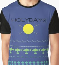 Holydays-goings Graphic T-Shirt