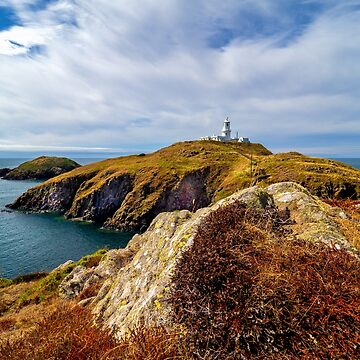 Strumble Head Lighthouse by mlphoto