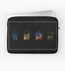 Four Parks Tribute Laptop Sleeve