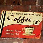 Damn Good Coffee by SummerJade
