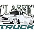 Classic truck II by station360