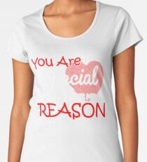 You are Special 1.1 Women's Premium T-Shirt