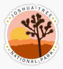 Joshua Tree  Sticker