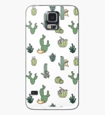 Cacti Cats Case/Skin for Samsung Galaxy