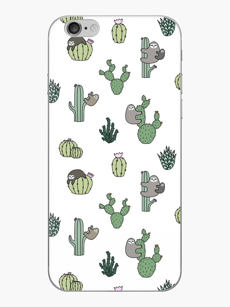 Cacti Sloths by Shopzoki
