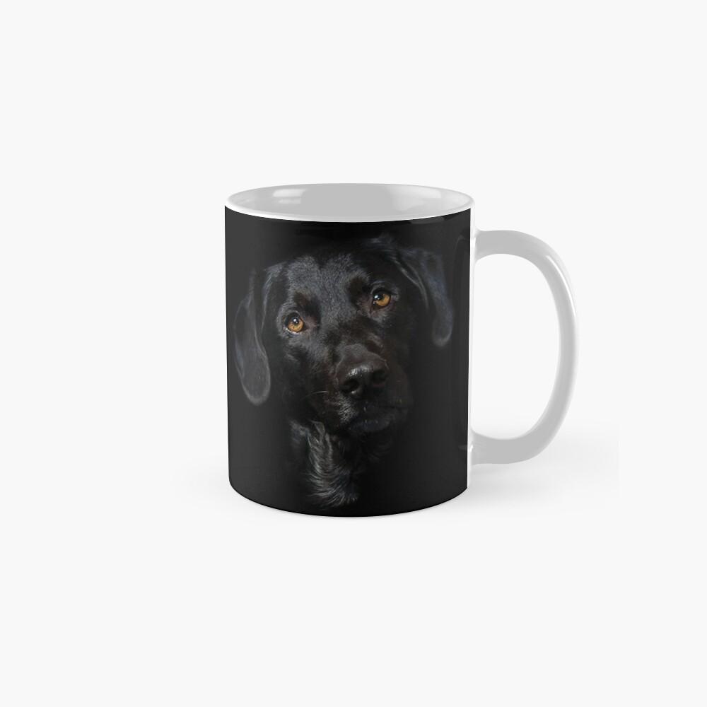 Labrador Dog Design Taza estándar