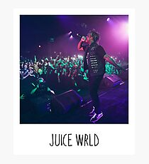 Juice Rager Photographic Print
