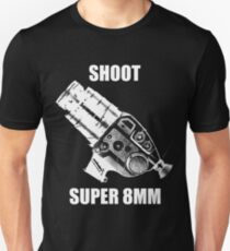 shoot super8 Unisex T-Shirt