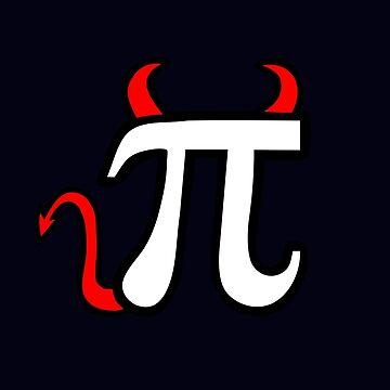 Devil Pi by jezkemp