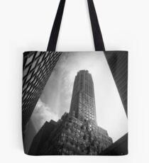 Art Deco Skyscraper Tote Bag