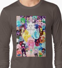 lot of gems Long Sleeve T-Shirt