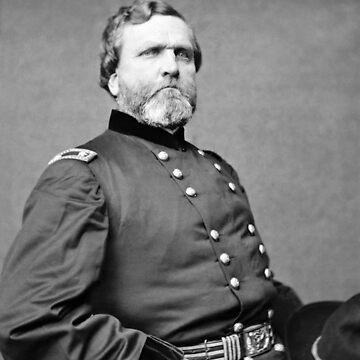 George Henry Thomas - Civil War Portrait by warishellstore