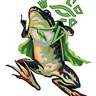King Frog by sweetq