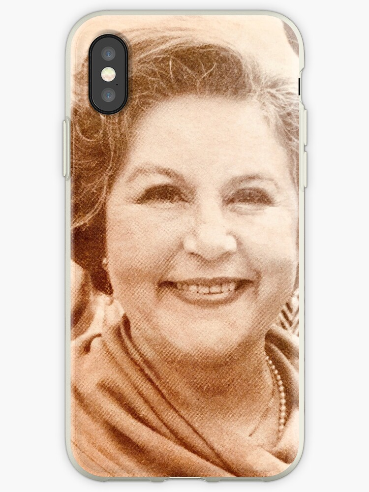 'Guiding Light's Charita Bauer' iPhone Case by Jenniferkate72