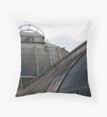 Palm House Throw Pillow