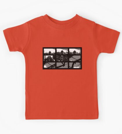 Crossing The Bridge into The Abstract Kids Clothes