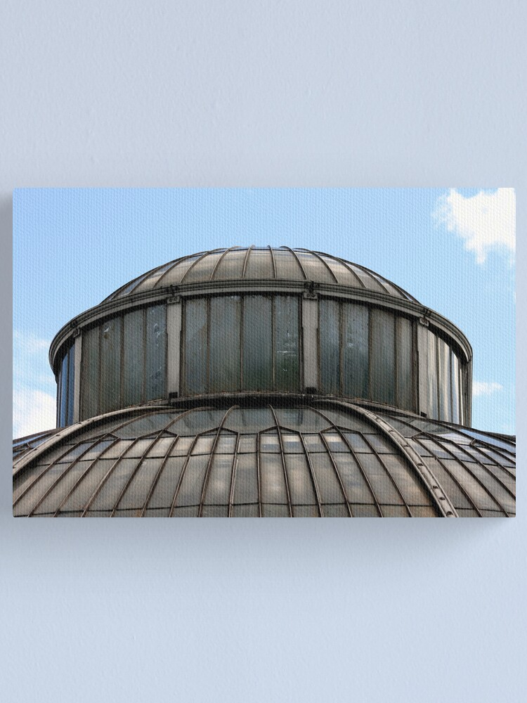 Alternate view of Palm House Canvas Print
